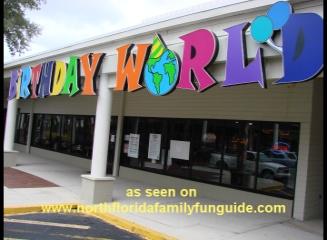 Birthday World - Altamonte Springs, Florida