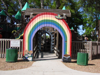 Magic Forest Playground, ormond beach