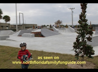 Bethune Point Skatepark - Daytona Beach, Florida