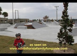 Bethune Point Skatepark - Daytona Beach, Florida