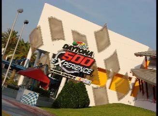 Daytona 500 Experience, Daytona Beach