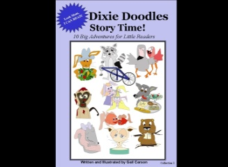Dixie Doodles Storytime - 10 Big Adventures For Little Readers