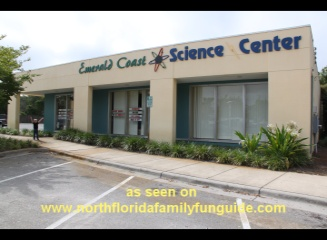 Emerald Coast Science Center - Fort Walton Beach, Florida