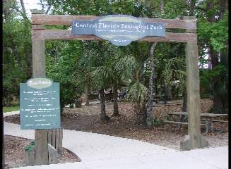 Central Florida Zoo, Sanford, Florida