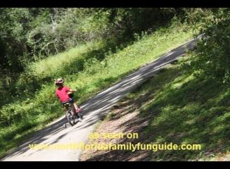 Gainesville/Hawthorne Rail To Trail