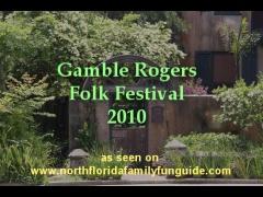 Gamble Rogers Folk Festival - St. Augustine, Florida