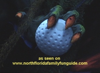 Monster Mini Golf - Winter Garden, Florida