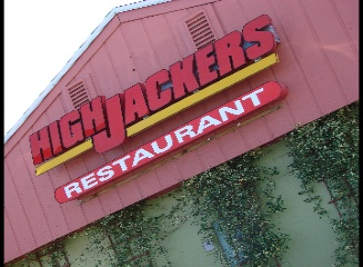 Highjackers Restaurant, Palm Coast