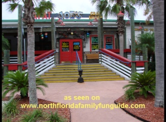 Joes Crab Shack, Sanford, Florida