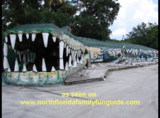 Jungle Adventures Nature Park & Zoo - Christmas, Florida