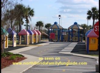 Kids Kampus, Jacksonville Metropolitan Park, Safety Town, splash park, free