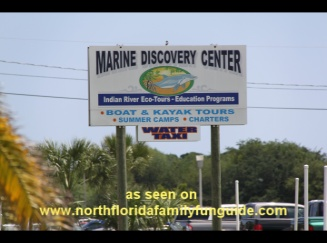 Marine Discovery Center - New Smyrna Beach, Florida