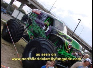 Monster Jam - Jacksonville, Florida