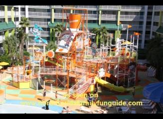 Nick Hotel - Orlando, Florida