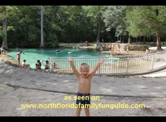 Ponce de Leon Springs State Park - Ponce de Leon, Florida