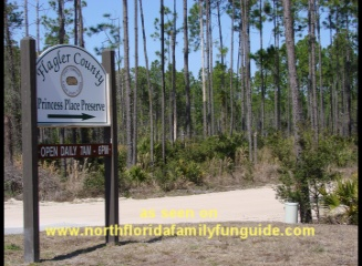 Princess Place Preserve, Flagler County