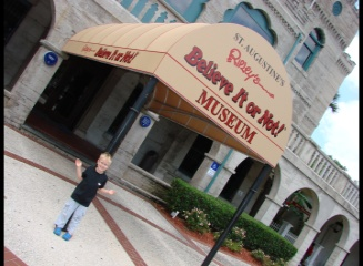 Ripley's Believe It Or Not Museum - St. Augustine, Florida