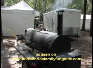 Smokin' on the Suwannee BBQ Festival - Live Oak, Florida