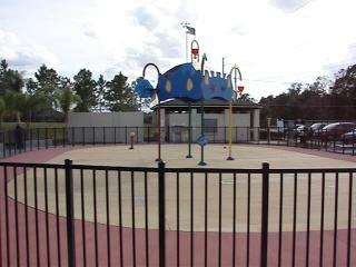 Splash Park at Trailblazer Park