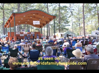 Florida State Bluegrass Festival - Perry, Florida