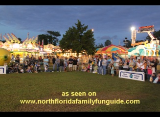 St. John's County Fair - Elkton, Florida