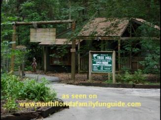 Tree Hill Nature Center - Jacksonville, Florida