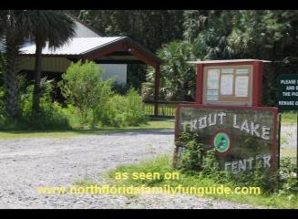 Trout Lake Nature Center - Eustis, Florida