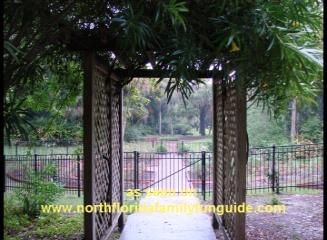 Washington Oaks Gardens, Palm Coast, Florida