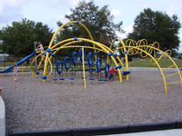 Trailblazer Park, playground, splash park, sanford, florida