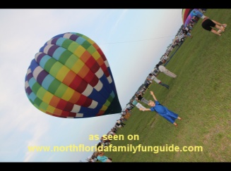 Seaside Balloon Festival - New Smyrna Beach, Florida