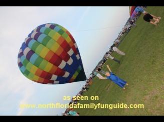 Seaside Balloon Festival - New Smyrna Beach, Florida