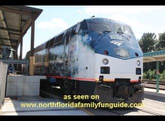 Christmas Carol Train Tour - Jacksonville, Florida