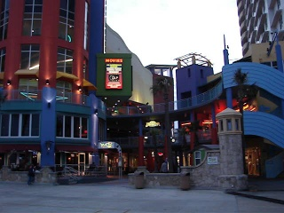 Daytona Beach, City Walk, Florida