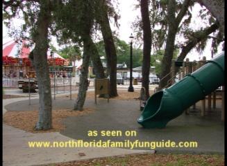 Davenport Park, St. Augustine, Florida