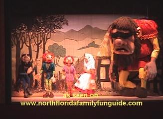 Pinocchio's Marionette Theater - Altamonte Springs, Florida
