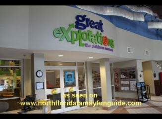 Great Explorations Children's Museum, St. Petersburg, Florida