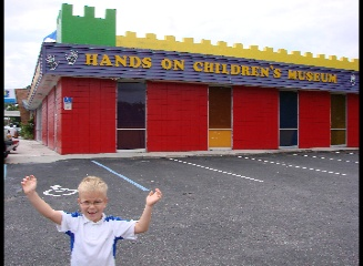 Hands On Children's Museum - Jacksonville Florida