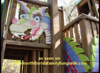 magic forest playground, ormond beach, florida