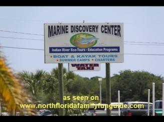 Marine Discovery Center - New Smyrna Beach, Florida