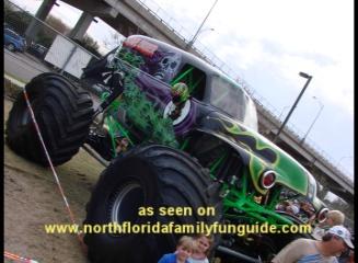 Monster Jam - Jacksonville, Florida