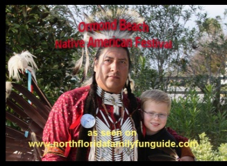 Ormond Beach Native American Festival - Ormond Beach, Florida
