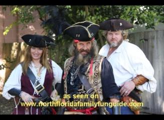 Pirate Gathering - St. Augustine, Florida