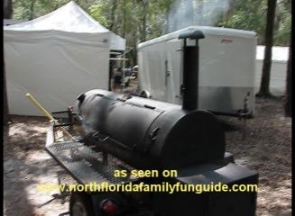 Smokin' On The Suwannee BBQ Festival - Live Oak, Florida