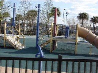 splash park at Kidz Kampus