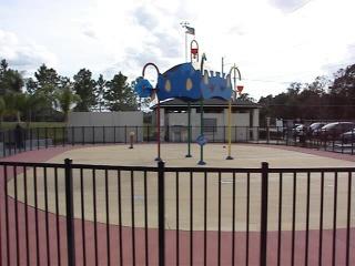 Splash Park at Trailblazer Park