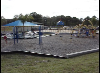 Trailblazer Park, Sanford, Splash Park, playground, picnic tables