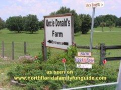 Uncle Donald's Farm , Lady Lake,Florida