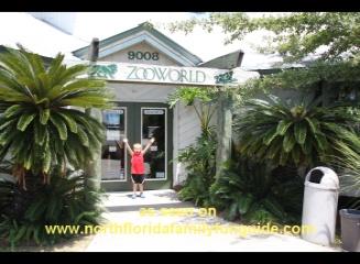 Zoo World - Panama Beach, Florida