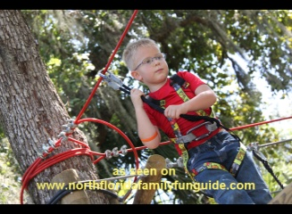 Zoom Air Adventure Park - Sanford, Florida